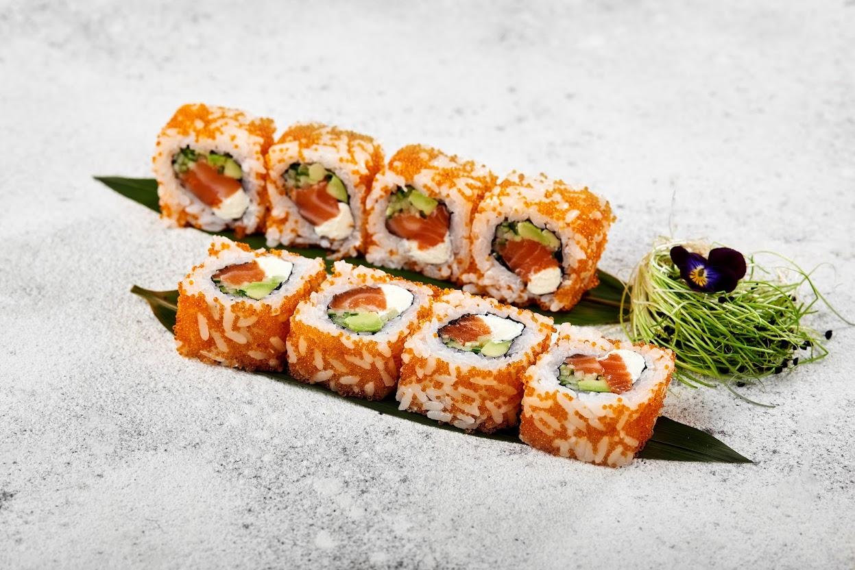 Image / Кімурі з лососем