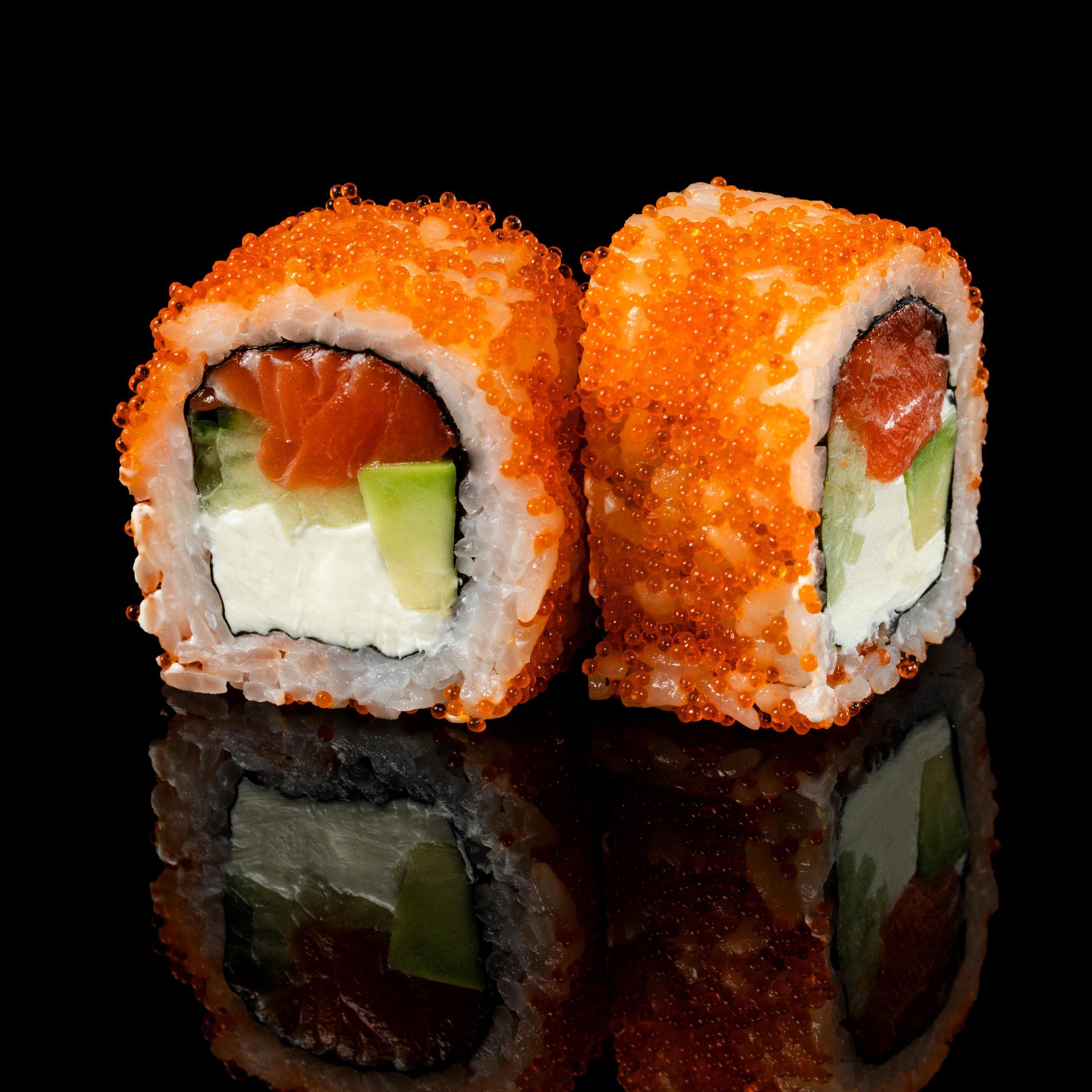 Image / Кімурі з лососем даблфіш